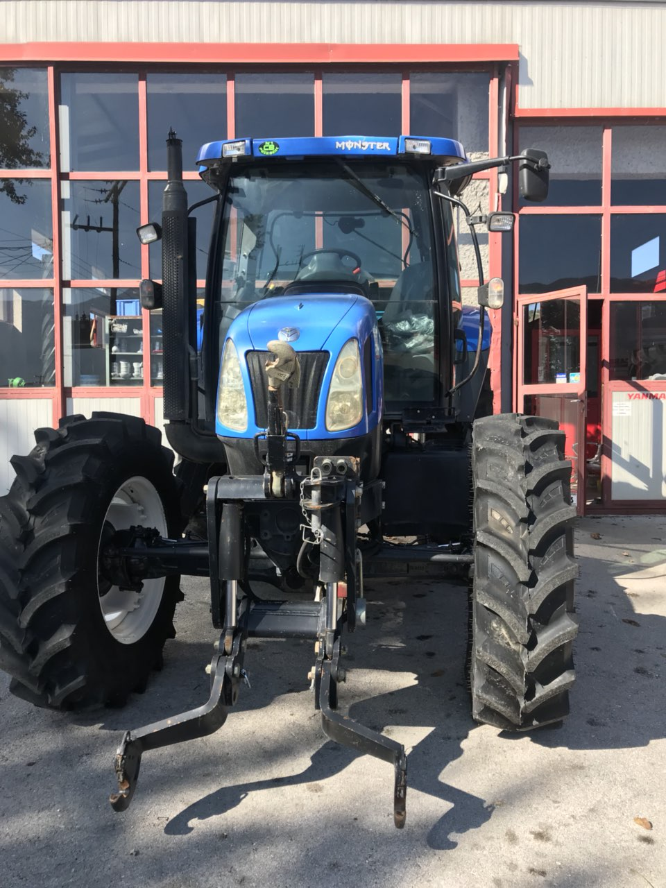 NEW HOLLAND TS100A1